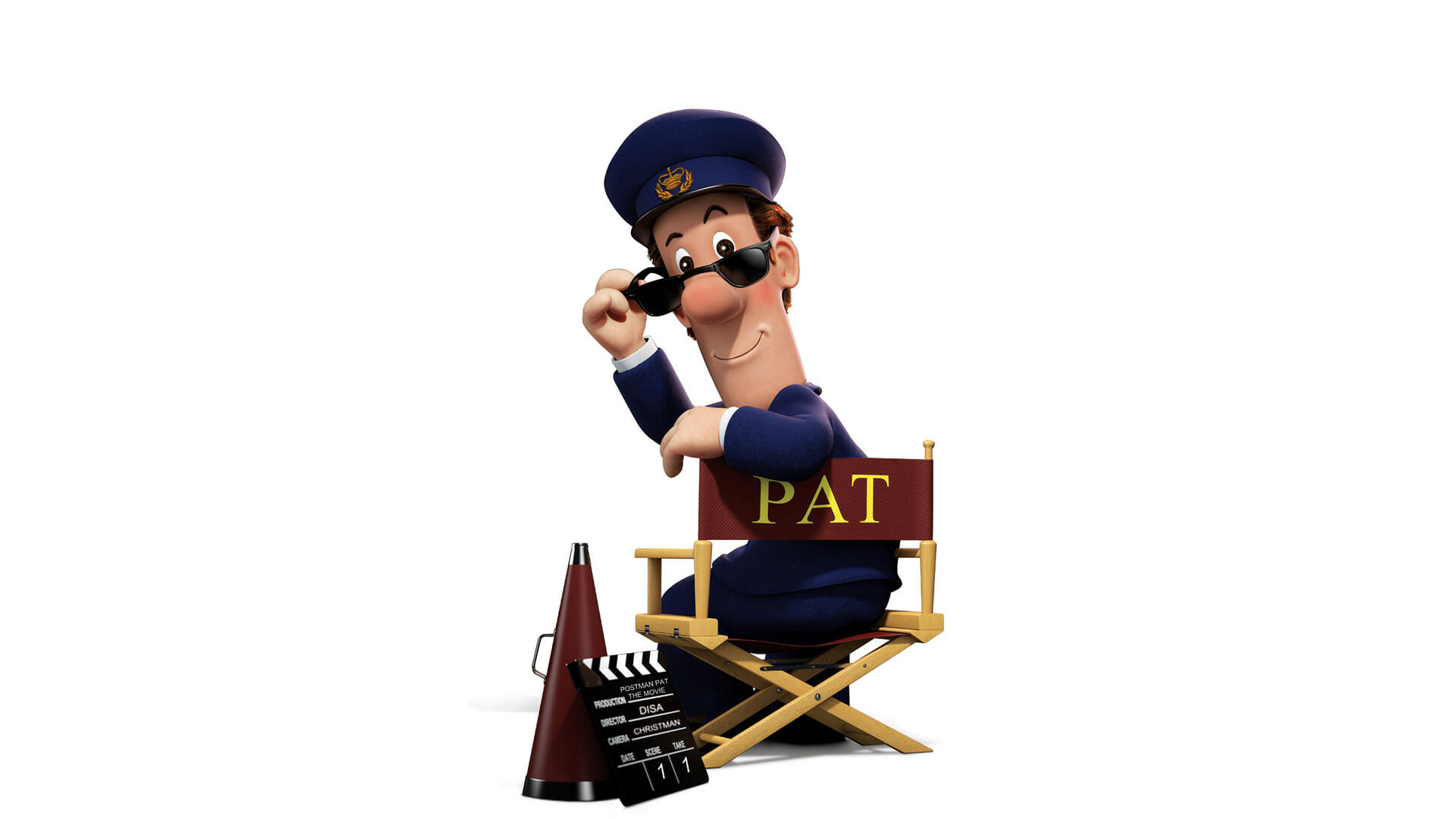 Postman Pat Movie Announced