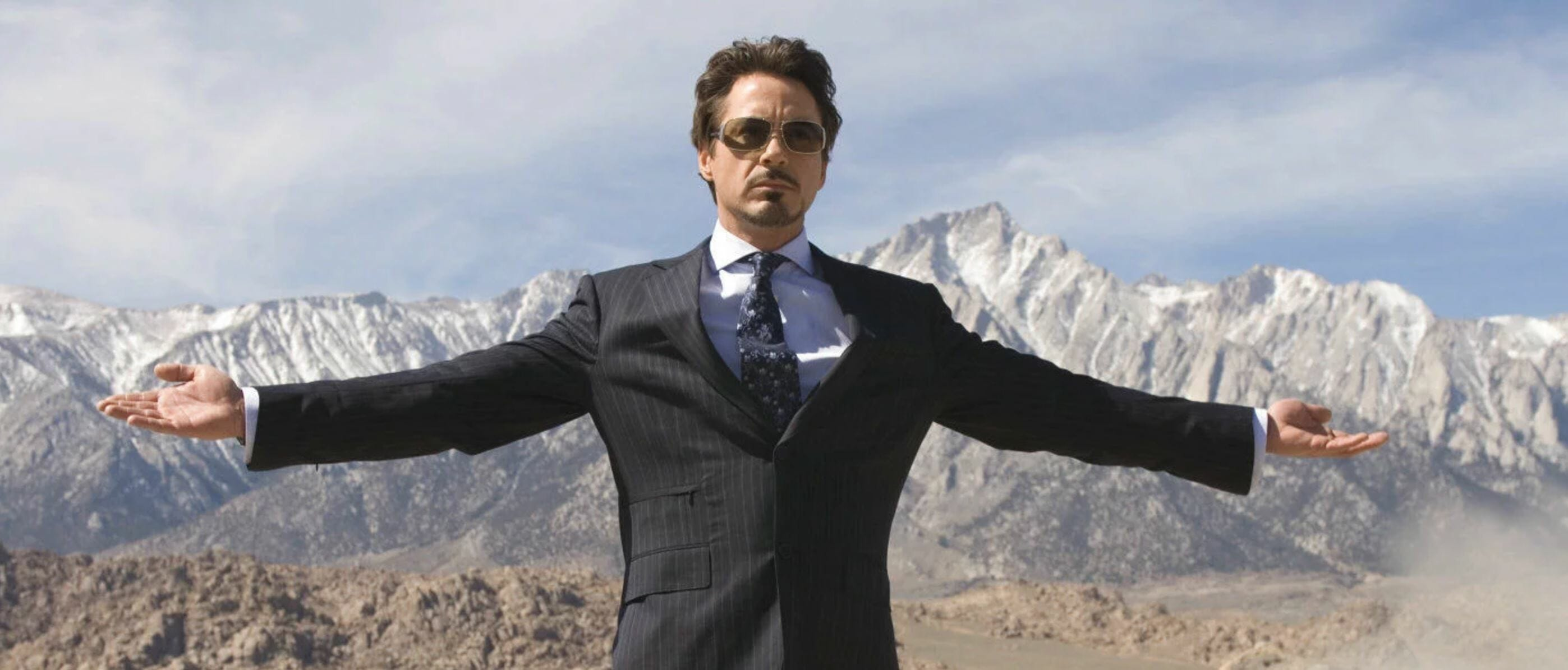 Robert Downey Jr is extremely wealthy