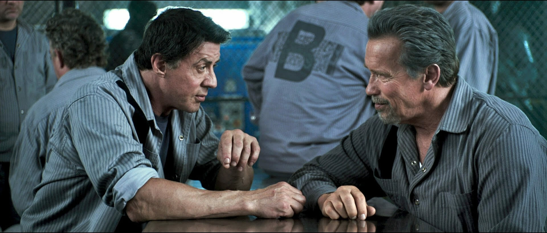 First Escape Plan Trailer Released
