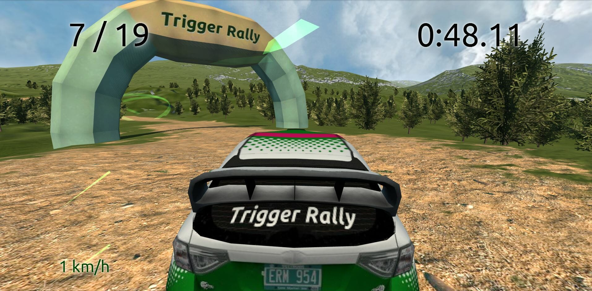 Indie Thing: Trigger Rally